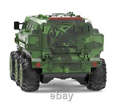 1/16 2.4GHz 6WD Military Armoured RC Remote Control Car Tank Vehicle Truck Model