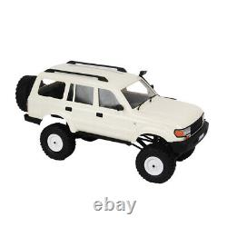 1/16 LC80 DIY Kit Off-Road 4WD Buggy RC Car Truck Climbing Remote Control Toys