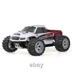 1/18 RC Cars High Speed Remote Control Car Gift 43+ MPH 4WD Off Road Trucks