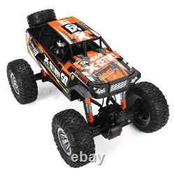 1/8 RC Car Monster Truck Off-Road Vehicle 2.4G Remote Control Crawler Big Foot