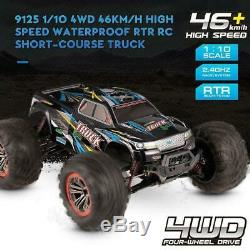 110 RC Monster Truck Car Scale 4WD 2.4Ghz Off-road Remote Control Car gift