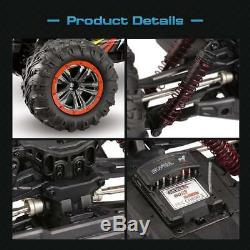110 Scale RC Monster Truck Car 4WD 2.4Ghz Off-road Remote Control Car