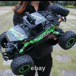 112 High Speed RC Big Monster Truck 2.4G Remote Control Off Road Car Kids Toy