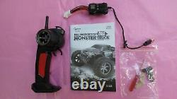 112 RWD GoStock Remote Control Drift RC Off-Road Monster Toy Truck Car Compact