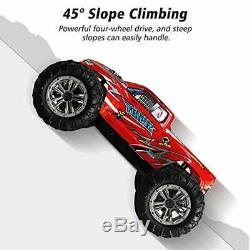 116 Fast Off Road RC Car 38km/h 4WD 2.4Gh Big Remote Control Cars Monster Truck
