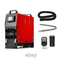 12V 5KW All In 1 Diesel Car Air Heater Parking Heating LCD Remote for Boat Truck