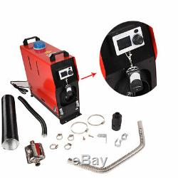 12V 5KW Diesel Fuel Air Heater Machine For Car Truck Boat + LCD + Remote Control