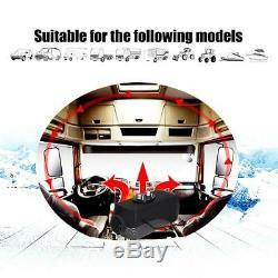 12V 8KW Air Diesel Heater LCD Thermostat Switch Remote For Car Truck Boat