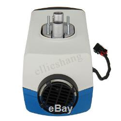 12V 8KW Car Truck Boat Diesel Air Heater LCD Thermostat Remote Control Caravan