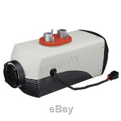 12V 8KW Diesel Air Heater LCD Remote Silencer 8000W For Truck Boat Car Trailer