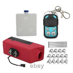 12V Air Diesel Night Heater 3KW 5KW Remote LCD For Car Truck Motor Boat Home UK