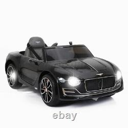 12V Electric Car Kids Ride On Truck withRemote Control LED Lights 2 Speeds Music