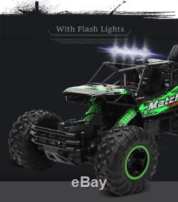 14.5 Remote Control Monster Truck 4WD 112 Scale RC Off-Road Toy High Speed Car