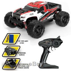 2.4G 4WD High Speed RC Car 118 Off-Road Truck Race Fast Remote Controlled Buggy