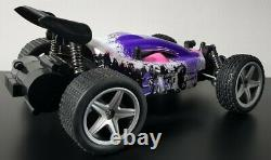 2.4GHZ MONSTER TRUCK BUGGY 20KMH RECHARGEABLE Remote Control Car GIRLS PINK TOYS