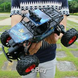 2.4GHZ Monster Truck Buggy 60Km/H Rechargeable Radio Remote Control Car Kid Toys