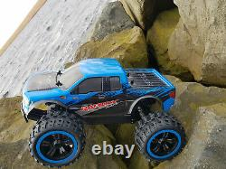 2.4GZ OFF ROAD Monster Truck Radio Remote Control Car 1/10 HIGH SPEED 20km/h