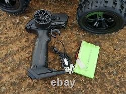 2.4GZ OFF ROAD T-REX Monster Truck Radio Remote Control Car 1/10 SPEED 20km/h