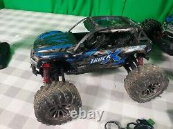 2 RC Car Truck 116 Scale 4WD 2.4Ghz Off-Road Remote Control Car RTR. READ