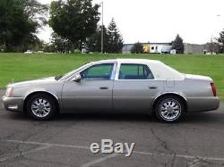 2002 Cadillac DeVille SOFT TOP! SERVICED! CLEAN CARFAX! 74K Mls