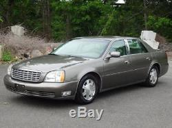 2003 Cadillac DeVille LOADED! CLEAN CARFAX! NO ACCIDENTS! 70K Ml