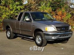 2003 Ford F-150 Lariat SuperCab 4WD 4X4 PICKUP TRUCK 55K Mls