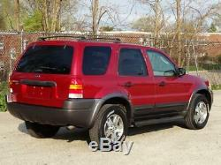 2004 Ford Escape XLT 4WD AWD REMOTE START! LIKE NEW TIRES! 62K Mls