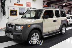 2005 Honda Element EX MANUAL 5-SPEED FWD REMOTE KEYLESS CRUISE CONT