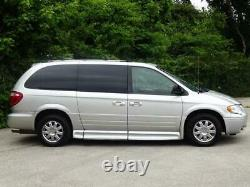 2006 Chrysler Town & Country Limited REMOTE RAMPVAN HAND CONTROLS 66K Mls