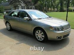 2008 Lincoln MKZ 1 Owner Perfect Carfax Only 30k Miles
