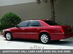 2009 Cadillac DTS BEST COLOR-SUNROOF-REMOTE START-PREMIUM EDITION