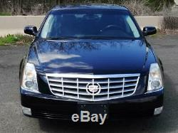 2010 Cadillac DTS 2ND-OWNER! CLEAN AUTOCHECK! 83K Mls