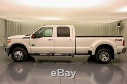 2016 Ford F-350 LARIAT 4X4 6.7 V8 DIESEL LONG BED DUALLY CREW CAB SUPER DUTY