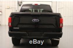 2018 Ford F-150 LARIAT 4X4 3.0 V6 AUTOMATIC SHORT BED 4WD SUPER CREW CAB TRUCK