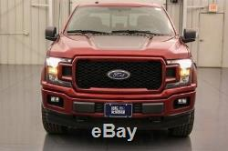 2018 Ford F-150 XLT 4X4 5.0 V8 AUTOMATIC SHORT BED 4WD CREW CAB TRUCK