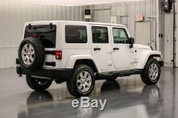 2018 Jeep Wrangler UNLIMITED SAHARA JK 4WD 12K MILES FREEDOM PAINT TO MATCH TOP