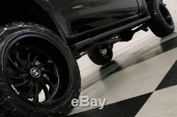 2020 Chevrolet Silverado 1500 MSRP$69125 RST 4X4 6inch Lift Heated Leather Black