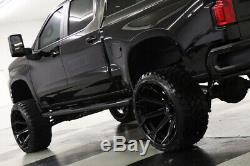 2020 Chevrolet Silverado 1500 MSRP$69125 RST 9inch Lift 4X4 Heated Leather Black