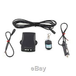 3/76mm Car Auto Exhaust Control E-Cut Out Valve Electric Y Pipe with Remote Kit