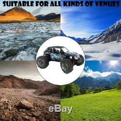 30+MPH 1/16 Scale RC Car 2.4G 4WD High Speed Fast Remote Controlled Large TRUCK