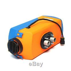 3KW-5KW 12V Diesel Parking Heater Hot Air System with Remote Car Truck Motorhome