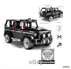 42065 Rc Jeep Wrangler 4x4 Lifted Rubicon Off-road Defender Remote Control Car