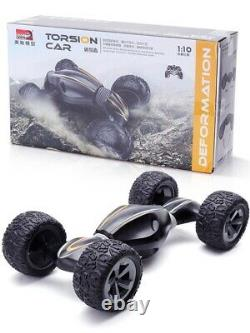 4WD 12km/h 110 Big RC Car 2.4G Remote Control Off-Road Monster Truck Kids Toy