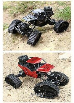 4WD RC Monster Truck Off-Road 112 2.4Ghz Remote Control Vehicle Kids Toy Car