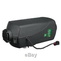 5KW 12V Air Diesel Heater Fuel Pump LCD Switch Remote Control For Truck Boat Car