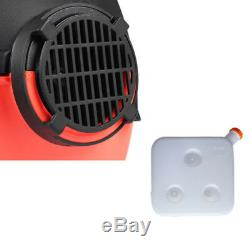 5KW 12V Diesel Air Heater 10L Remote Control LCD For Truck Boat Car Trailer New