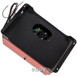 5KW-8KW 12V Diesel Air Heater LCD Remote Control For Car Truck Motorhome Red