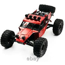 70km/h Metal Body RC Car Brushless Off Road Truck RTR Remote Control Vehicle Toy