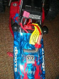 ARRMA/Raider/Brushed desert buggy/electric/Remote controlled car/110 scale car