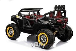 ATV Buggy 2 Seat Kids Ride Battery Powered Electric Car with Remote Control